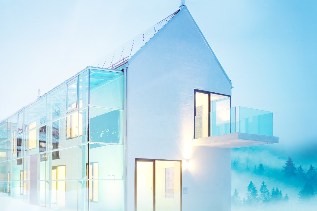 Willkommen im kunsthaus<br />hoch über dem Nebelmeer